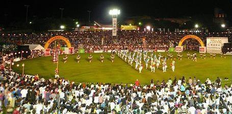 Okinawa Zento Eisa Matsuri – Source: ZENTO EISA (Facebook)