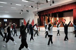 Event CHIMUGUKURU, Eisa workshop in Argentina - Source: wyua-argentina.blogspot.com.ar -